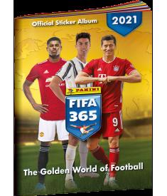 Альбом для коллекционирования наклеек FIFA 365 - 2021