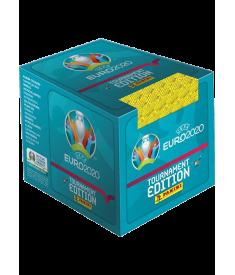 Наклейки коллекционные в боксе EURO 2020 (50 пакет..