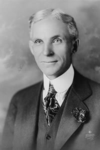 Автор Генрі Форд (Henry Ford)