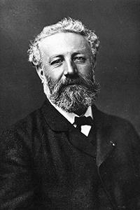 Автор Жюль Габриэль Верн (Jules Gabriel Verne)