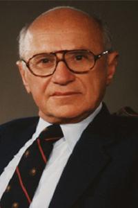Автор Милтон Фридман (Milton Friedman)