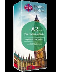 Карточки для изучения английского языка «Орієнтуюся в побуті» A2