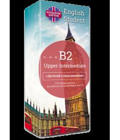 Карточки для изучения английского языка «Затятий співрозмовник» B2