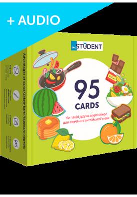 Здорове харчування. 95 карток
