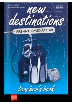 New Destinations Pre-Intermediate A2 TB