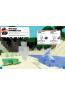 MINECRAFT стікербук Підводні пригоди