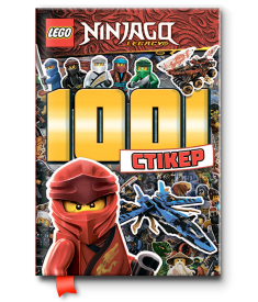 LEGO® Ninjago. 1001 стікер..