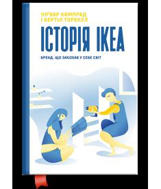 Історія IKEA. Бренд, що закохав у себе світ..