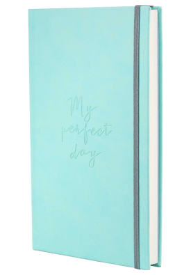 "Блокнот ""My perfect day"" (мятный)"